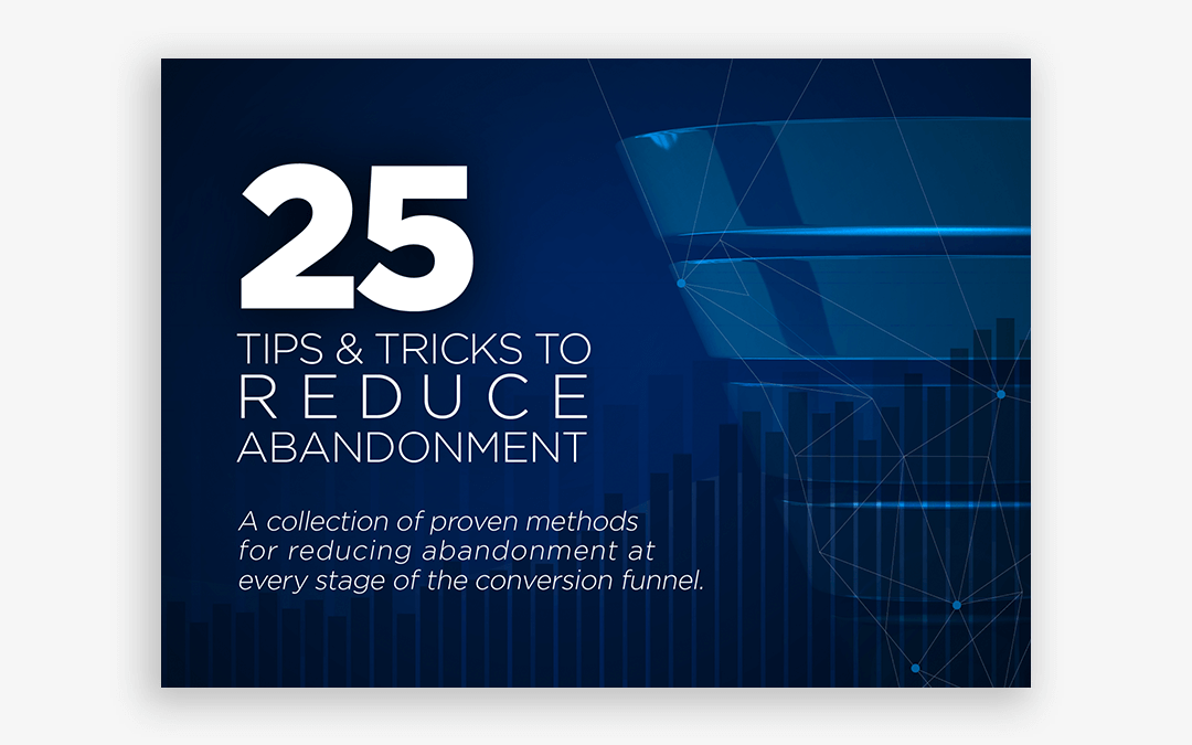 25 Ways to Reduce Abandonment Guide