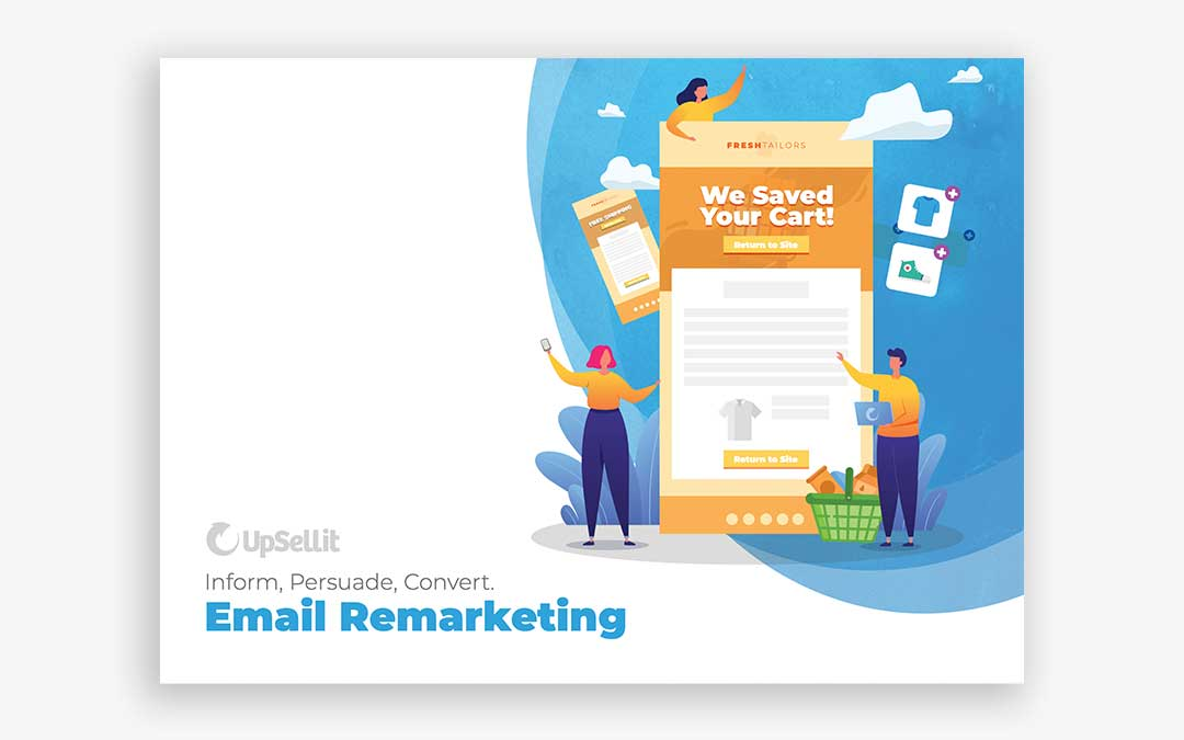 Email remarketing solutions